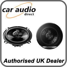 """Pioneer Ts-g1330f 5.25"""" Inch 13cm 250 Watt 3 Way Coaxial Car Van Door Speakers"""