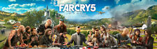 Far Cry 5 uPlay Game Key  (PC) - UK/EUROPE ONLY - (no CD/DVD)