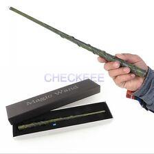 Harry Potter Cosplay Hogwarts Hermione Granger LED Light UP Magic Wand Slughorn