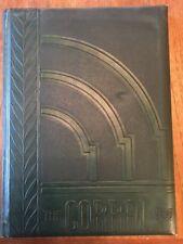 Stephen F Austin High School ORIGINAL 1940 yearbook Houston TX history genealogy