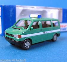 Roco H0 1479 VW T4 GAS-ENTSTÖRDIENST TWS Bulli Bus Schwarzbau HO 1:87 Volkswagen