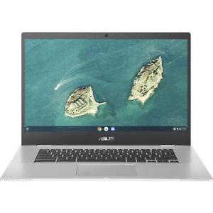 "ASUS Chromebook CX1500CNA-EJ0040 PC Portable 15,6 "" Full-Hd 8GB+64GB Argent"