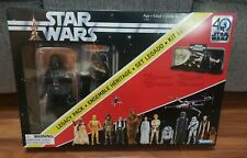 """Star Wars The Black Series 40th Anniversary DARTH VADER Legacy Pack 6"""" KENNER"""