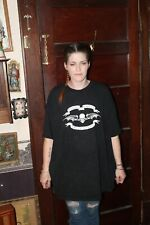 Vintage 3Xl Band Concert T-Shirt Midnight Syndicate Born of the Night Goth Skull