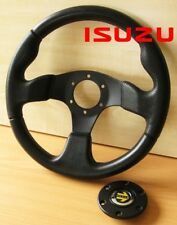 Sports Steering Wheel Isuzu D-MAX Piazza Turbo Pick-up Trooper