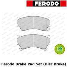 Ferodo Brake Pad Set (Disc Brake) - Front - FDB1103 - OE Quality