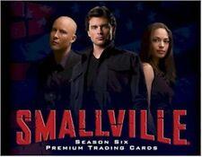 Smallville Season 6 Trading Cards 90 Card Base Set