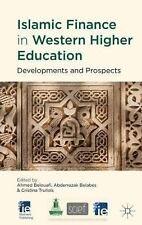 NEW - Islamic Finance in Western Higher Education: Developments and Prospects