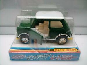 TC - 1:36 Scale??? - Mini - Green - Motorised -  Model Car
