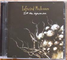 INFECTED MUSHROOM- i'm the supervisor-2004 CD- sealed,mint-israeli - psy-trance