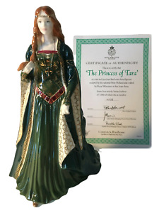 Royal Worcester Limited Edition The Princess of Tara By Compton & Woodhouse