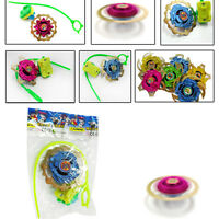 3D Rotation Gyroscope Gyro Early Childhood Kids Educational Spinning Top Toys -T