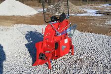 Forstseilwinde 4 t Forstwinde Winde Neu mit 50 m 10 mm Seil und Hacken 5,3 to