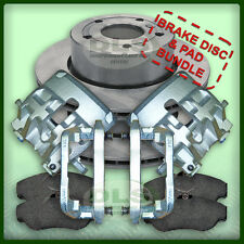 LAND ROVER DISCOVERY 2 - Front Brake Disc and Caliper Full Overhaul Kit (DLS414)