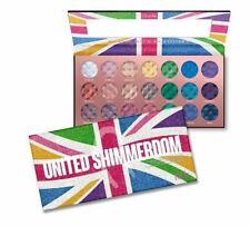 Rude Cosmetics United Shimmerdom - 21 Shimmer Eyeshadow Palette