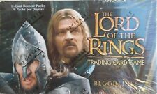 LOTR Lord of The Rings TCG -  Bloodlines Booster Box factory sealed 36 packs