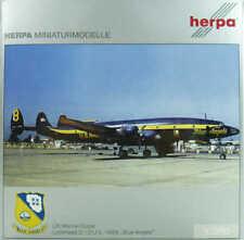 """Lockheed C-121J US Marine Corps """"Blue Angels"""" Herpa 552479 1:200"""