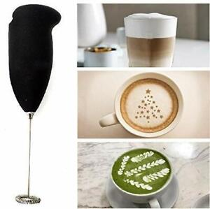 Electric Hand Blender Mixer Froth Whisker Foam Maker Latte Maker For Coffee, Egg