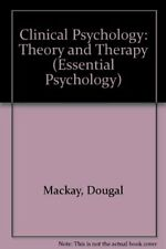 Clinical Psychology: Theory and Therapy (Essential Psychology)-Do ..0416823505