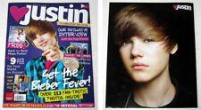 Philippine JUSTIN BIEBER Magazine