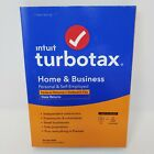 Intuit TurboTax Home & Business Federal + State 2020 PC Version