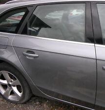 Audi A4 B8 8K Tür hinten rechts grau LY7G Kombi Avant