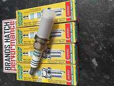 5x Genuine Denso IKH20 Spark Plugs - Ford Focus ST and RS 2.5T Engines ST225