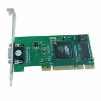 For Windows XP/2000/95 Linux System ATI 32-Bit Rage XL PCI Video Graphics Card