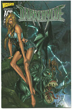 Darkchylde #1/Wizard Ace Edition #22 NM Acetate Double Cover Near Mint Comic