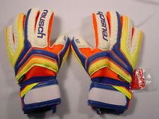 Reusch Soccer Goalie Gloves Serathor PRIME M1 OrthoTec Stays SZ 9 #3770130S