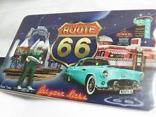Historic Route 66 Luggage Suitcase Carry-On ID Tag