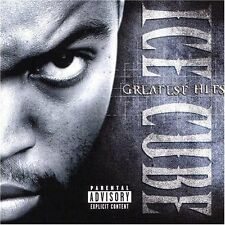 ICE CUBE CD - GREATEST HITS [EXPLICIT](2001) - NEW UNOPENED - RAP
