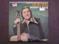 BOBBY G. RICE YOU LAY SO EASY ON MY MIND NEW LP METROMEDIA BML1-0186 STEREO 1973