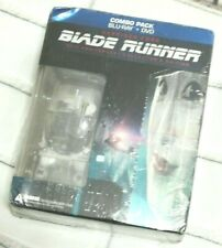 BLADE RUNNER Combo Pack With Vehicle 30th Anniversary Edition BLU-RAY + DVD