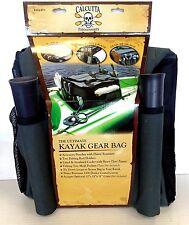 Calcutta Fishing Kayak Gear Bag BR56491 - Cooler Gear Bag with Rod Holders - NEW