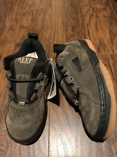 Vintage Reef Brazil RB Dealer Skateboard Shoes 1998 Size 10 Deadstock With Tags