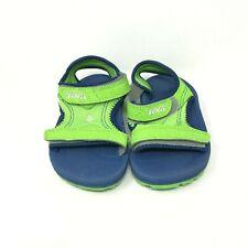 Teva Kids' Psyclone 4 Sandal Boy's Blue / Green Size: 11 US kids size