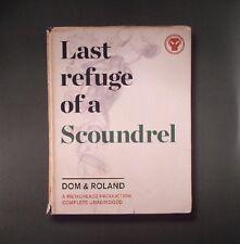 DOM & ROLAND - Last Refuge Of A Scoundrel - 3xLP Vinyl Metalheadz
