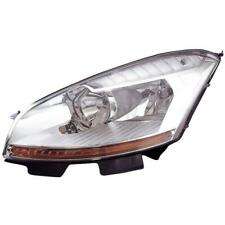 Halogen Headlight Right H7/H1 H6W HY21W for Citroën C4 Picasso I UD_ Ua _