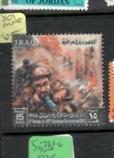 IRAQ (P0106BB)  REVOLUTION  15F           SG 801       MNH