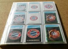 Bayern München 207 cards & stickers various publishers