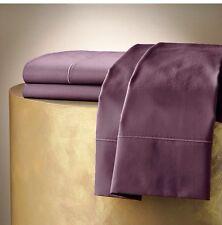 New JLO JENNIFER LOPEZ Set of 2 KING 600 TC Mulberry/LA Nights Pillowcases