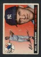 1955 Topps #22 Bill Skowron VGEX Yankees UER 86568
