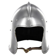 Functional 16g Open Face Celeta Steel Helmet