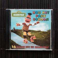 SESAMSTRAAT - HOU HET PARK SCHOON - CD