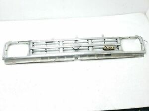 1990 1991 1992 Nissan Pickup Grille Chrome OEM 62310-86G00
