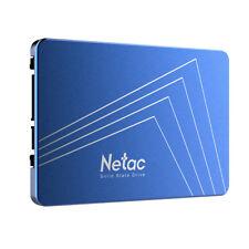 """Netac N500S 60GB SATA III 6Gbps 2.5"""" Solid State Drive TLC Nand Flash SSD V1P1"""