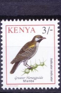 Greater Honeyguide, Birds, Kenya 1993 MNH
