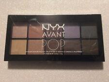 "1 Nyx Avant pop paleta sombra de ojos"" Apsp 03 - Nouveau elegante"" Joy's"