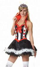 Sexy Women's Halloween Heart Devil Fancy Dress Costume